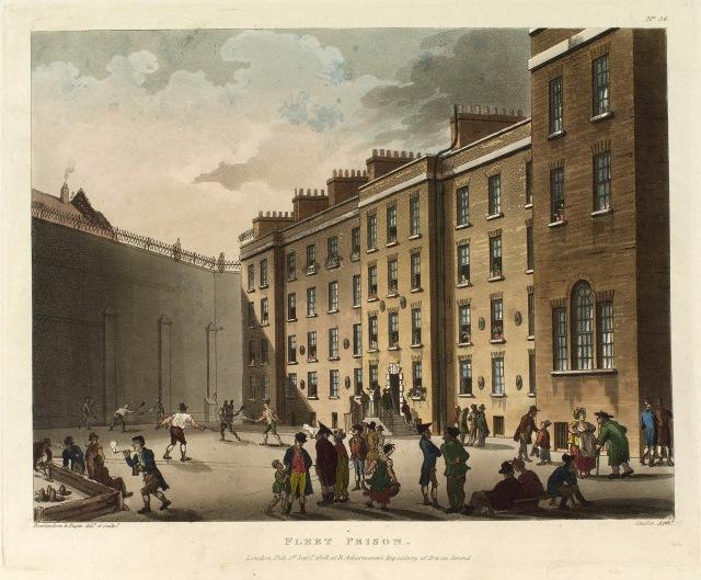 Fleet_Prison_by_Thomas_Rowlandson_and_Augustus_Pugin