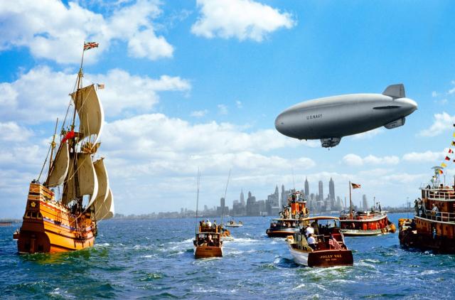 Mayflower 1957
