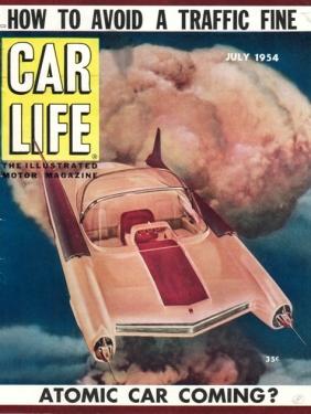 Car Life July 1954
