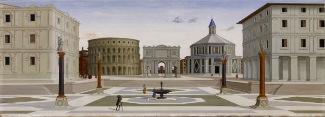 Fra_Carnevale_-_The_Ideal_City_-_Walters_37677