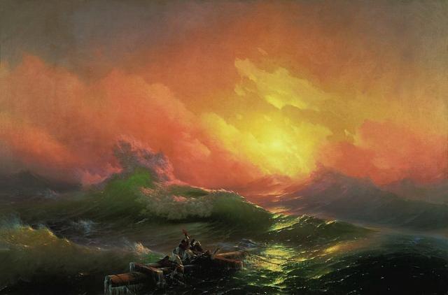 Aivazovsky,_Ivan_-_The_Ninth_Wave 1850