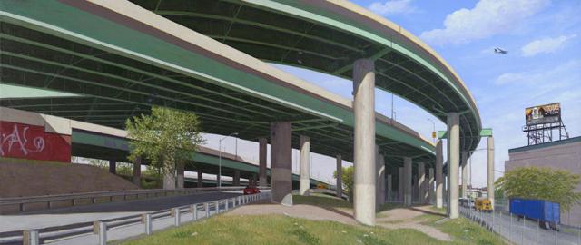 Bronx Overpasses, 2013