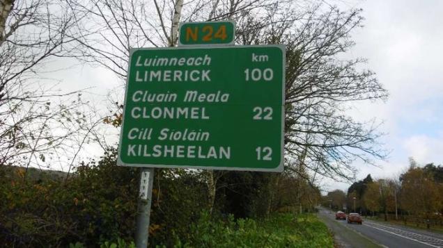 Clonmel Sign