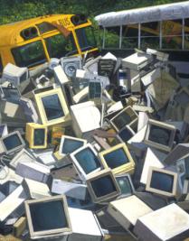 Computer Pile, 2000