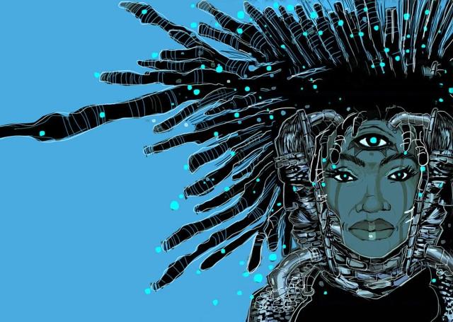 John Jennings Afrofuturism