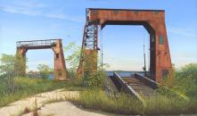 Rusting Gantries 2008