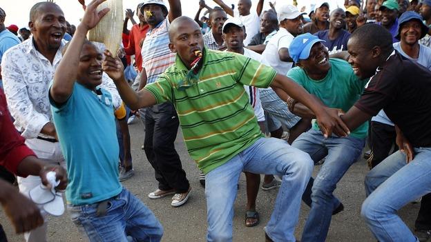 Siphiwe Sibeko - Lonmin Marikana Workers