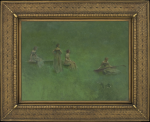 Thomas Wilmer Dewing: The Lute (1904)