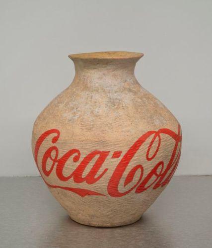 Ai Weiwei - Coca-Cola Vase (1994)