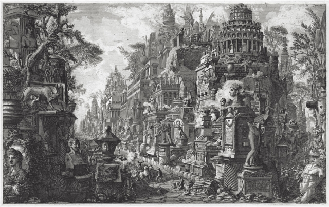 allegorical-frontispiece-of-rome-and-its-history-from-le-antichita-romane-giovanni-battista-piranesi
