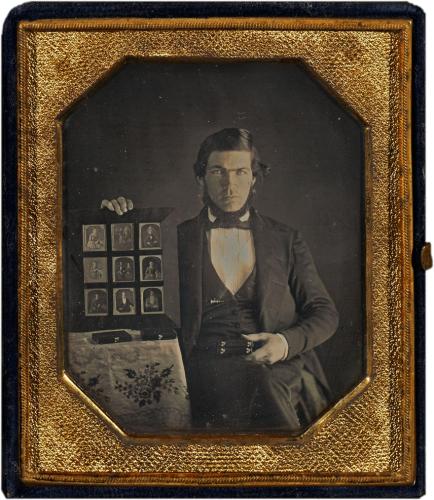 Daguerreotypist