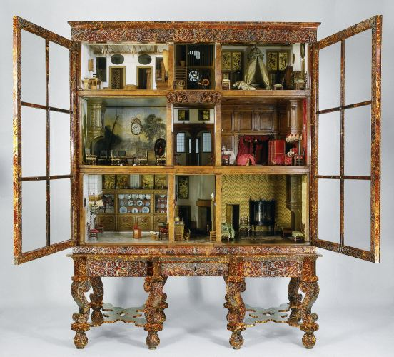 Dolls_ house of Petronella Oortman, anonymous, c. 1686 - c. 1710