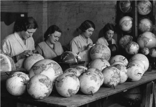 Globe Factory 1933