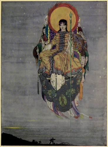 Harry Clarke - Honour has come back, as a king, to earth