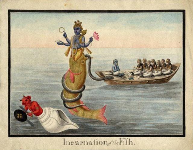 Incarnation of the Fish