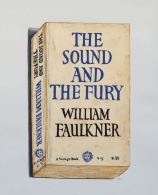 Richard Baker - William Faulkner The Sound and the Fury (Vintage) 2011