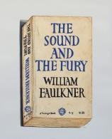 Richard Baker - William Faulkner The Sound and the Fury (Vintage) 2011