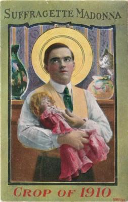 Suffragette Madonna 2