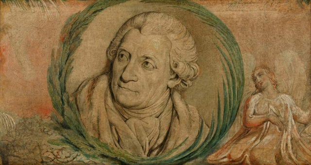 William Blake - Friedrich Gottlieb Klopstock (1777-1827)