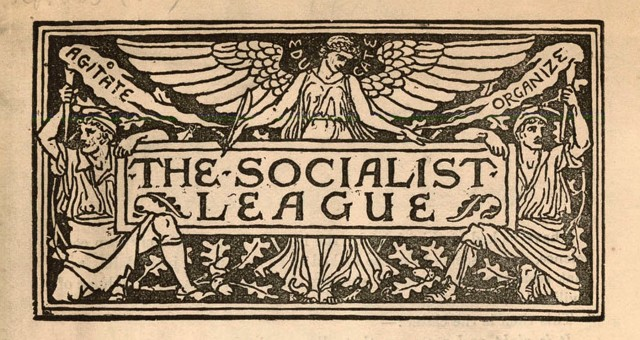 William Morris - Educate Agitate Organize (1885)