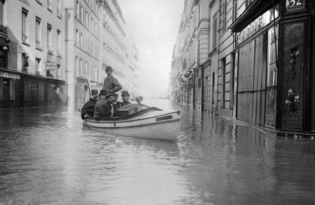 1910 Paris Flood