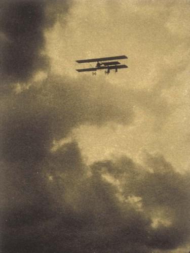 Alvin Langdon Coburn - Wings! (1914)