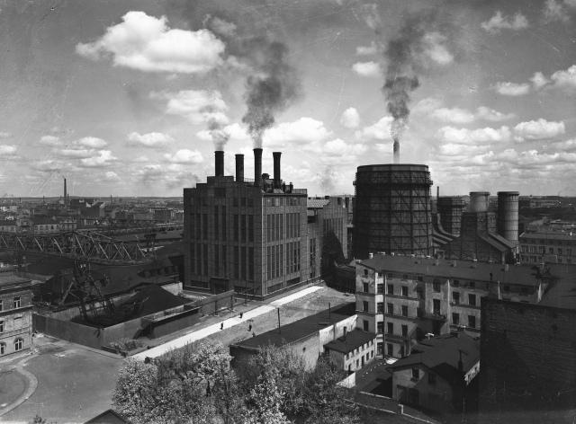 Łódź Power Plant (c. 1929)