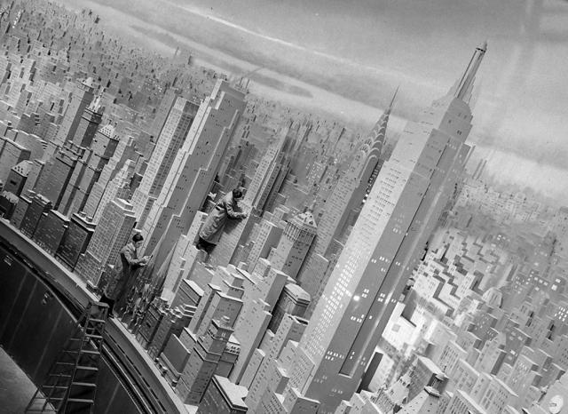 City of Light diorama - New York City World's Fair 1939