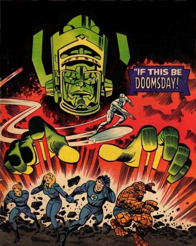 Fantastic Four 49 - detail