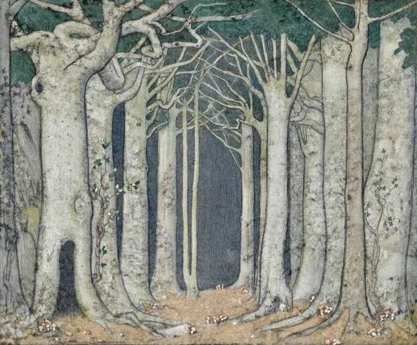 Cayley Robinson The Forest
