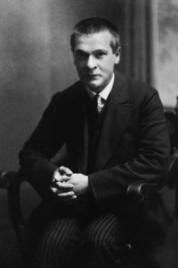 Georg Trakl, early 1900s