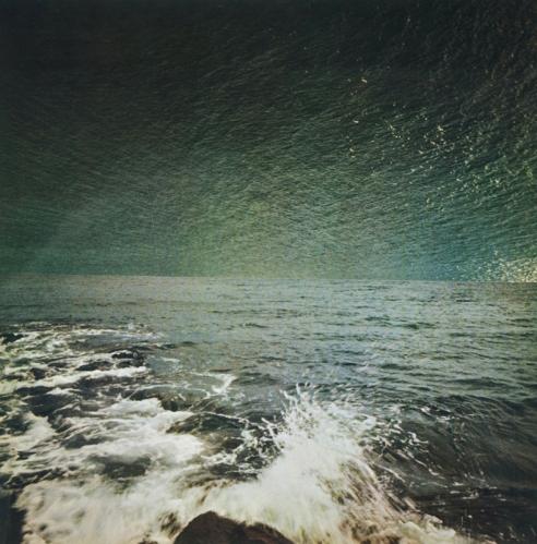 Gerhard Richter - Sea (1972)