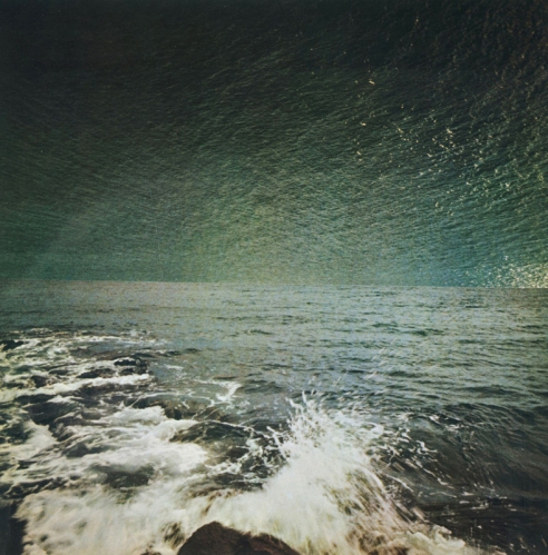 Gerhard Richter - Sea (1972)
