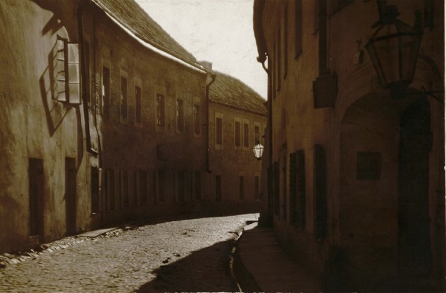Jan Bulhak - Das Ghetto (1915) Vilnius Lithuania