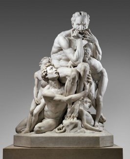Jean-Baptiste Carpeaux - Ugolino and His Sons (1865–67)