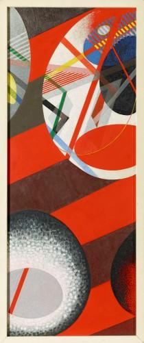 László Moholy-Nagy - Ch for R1 Space Modulator (1942)