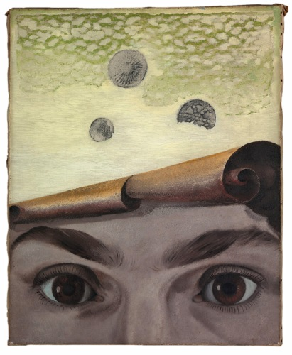 Max Ernst - Gala Éluard (1924)