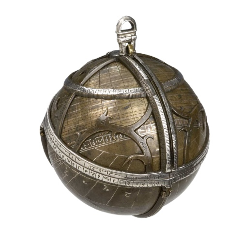 Mūsa - Spherical Astrolabe (1480-81)