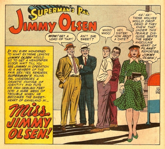 Miss Jimmy Olsen (1960)