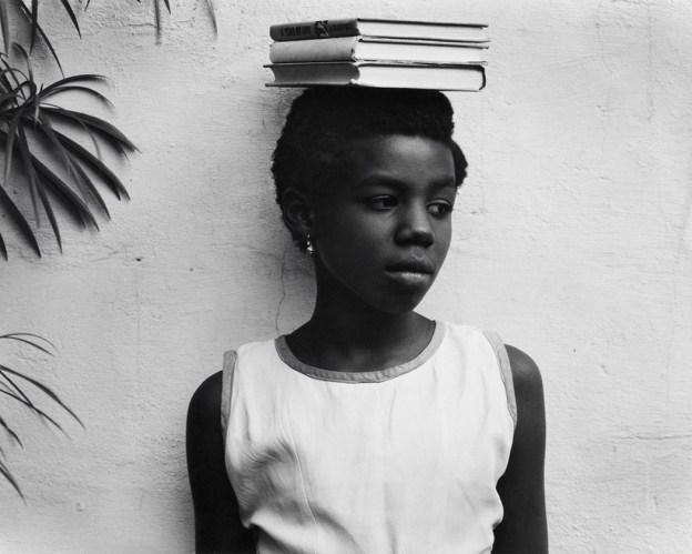 Paul Strand - Anna Attinga Frafra, Acca, Ghana (1964)