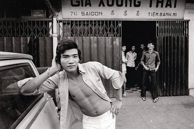 Raymond Depardon - Saigon, 1972