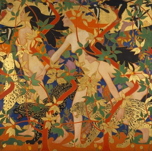 Robert Burns - The Hunt (c. 1926)