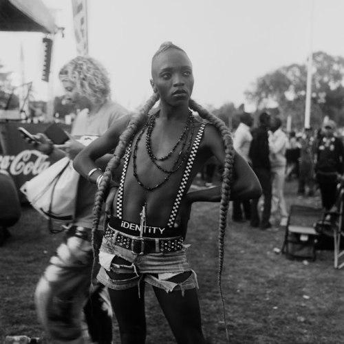 Sabelo Mlangeni - Identity (2011)