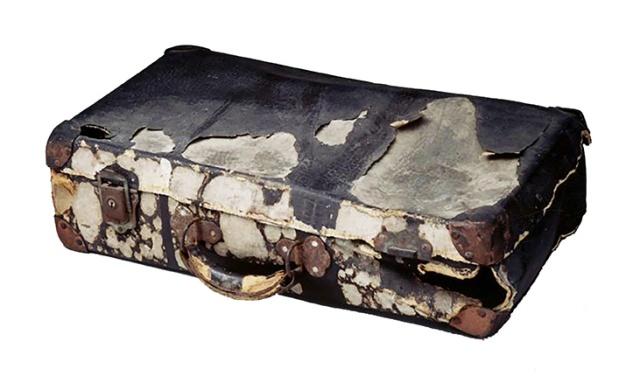 Tadayori Kihara's suitcase - Hiroshima 1945