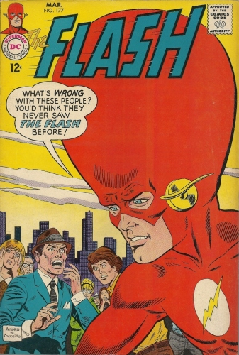 The Flash 177 (March 1968)
