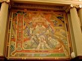 Violet Oakley - Divine Law Mural (1927)