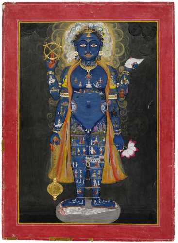 Vishnu as Vishvarupa