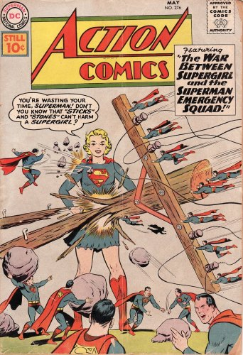 Action Comics 276 (May, 1961)