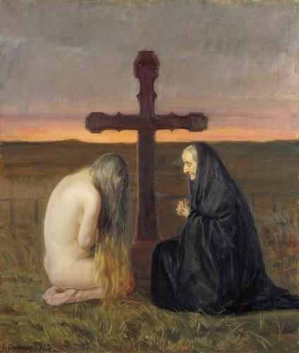 Anna Archer - Grief (1902)