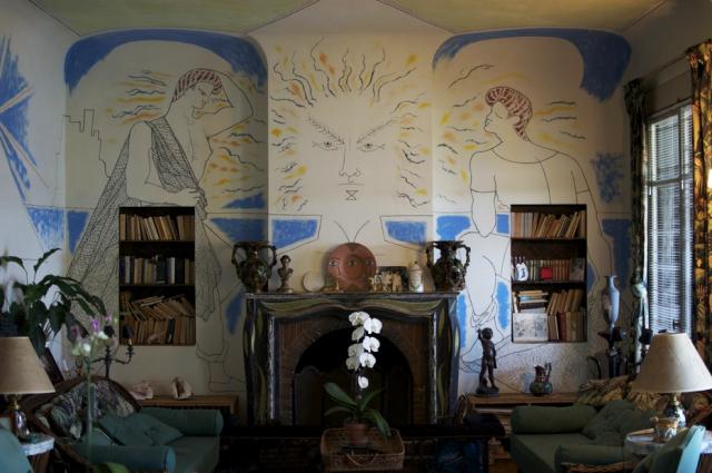 Cocteau Murals